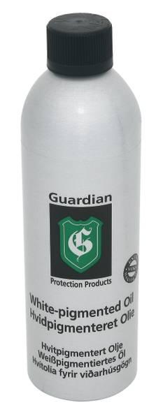 Bilde av Guardian  Hvitpigmentert olje