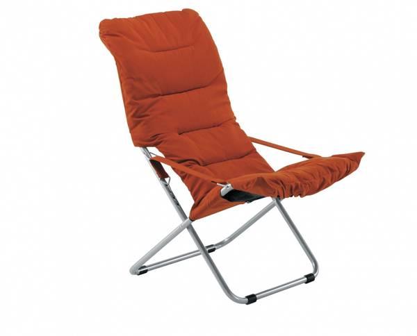 Bilde av Fiam Fiesta soft solstol, orange