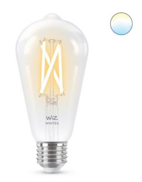 Bilde av Wiz Wi-Fi TW/6.7W ST64 CL 927-65 E27 6/1PF