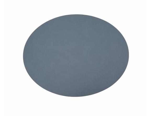 Bilde av Bordbrikke 35x46 oval L nupo light blue