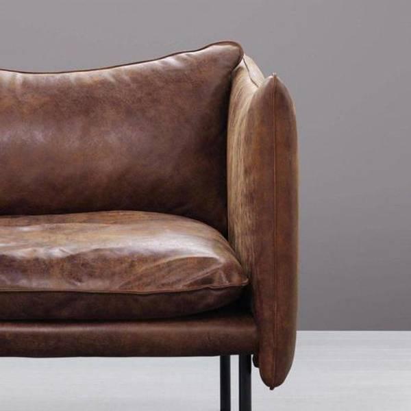Bilde av Fogia Tiki armchair vintage ranger