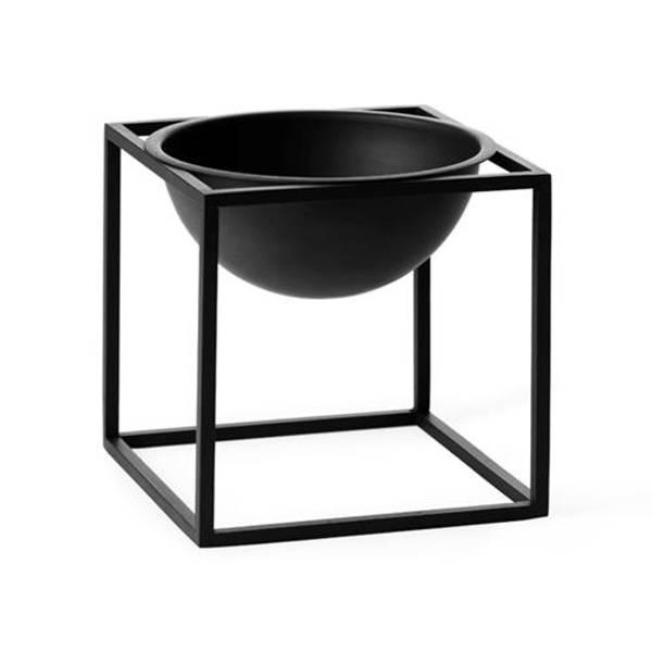 Bilde av By lassen kubus bowl small, sort