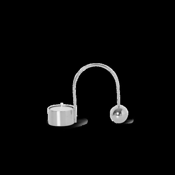 Bilde av Ferm Living Balance Tealightholder - Chrome