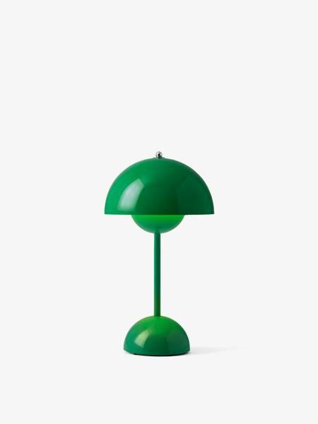 Bilde av Flowerpot VP9 table portale, Signal Green