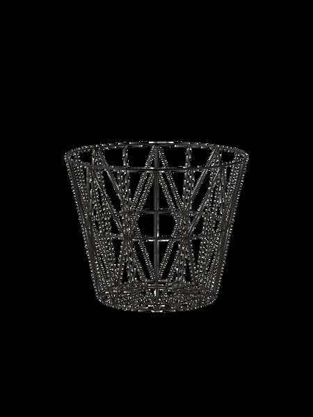 Bilde av Ferm Living Wire Basket -medium black