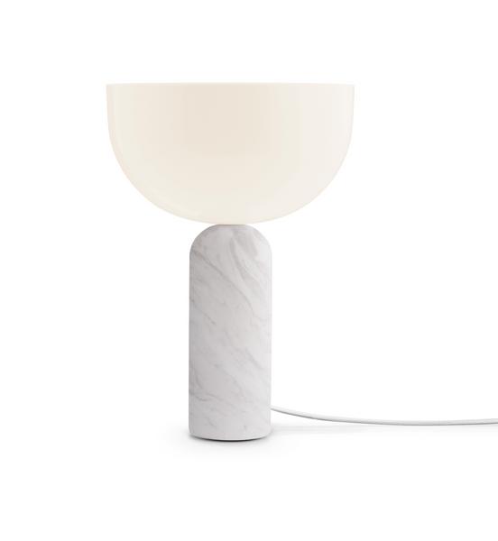 Bilde av Kizu Table Lamp - white marble, small