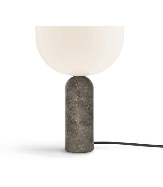 Bilde av Kizu Table Lamp - Mole grey marble, small