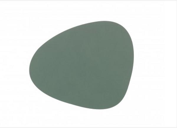 Bilde av Curve S Bordbrikke nupo 24x28, pastel green