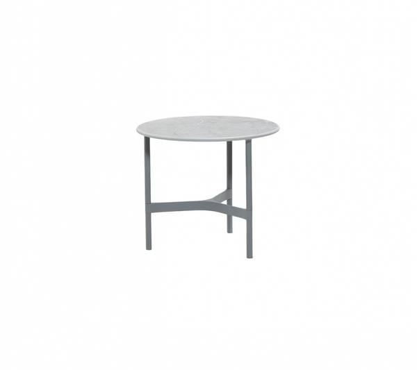 Bilde av Cane-line Twist sofabord, liten light grey